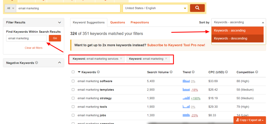 sfwpexperts.com-keyword-research